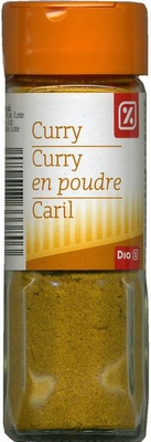 Curry - Producte