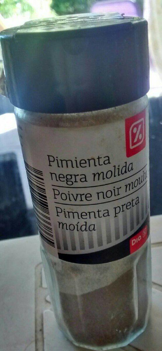 Dia Ground Black Pepper - Produit - fr