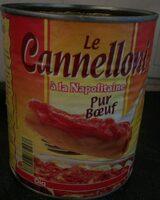 Le Cannelloni à la Napolitaine (Pur Bœuf) - Product - fr