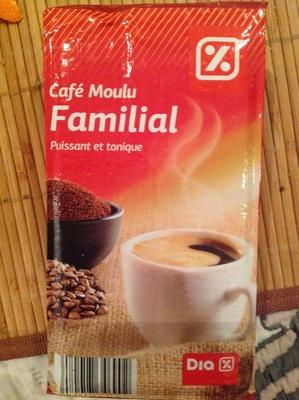 Café moulu - Product