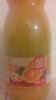Pur jus d'orange d'Espagne - Product