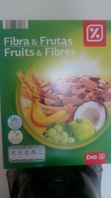 Vital Fruits et Fibres - Product - fr