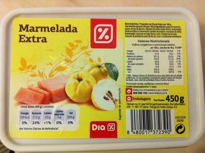 Marmelada Extra - Product