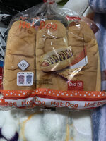 Pan Hot Dog - Producto