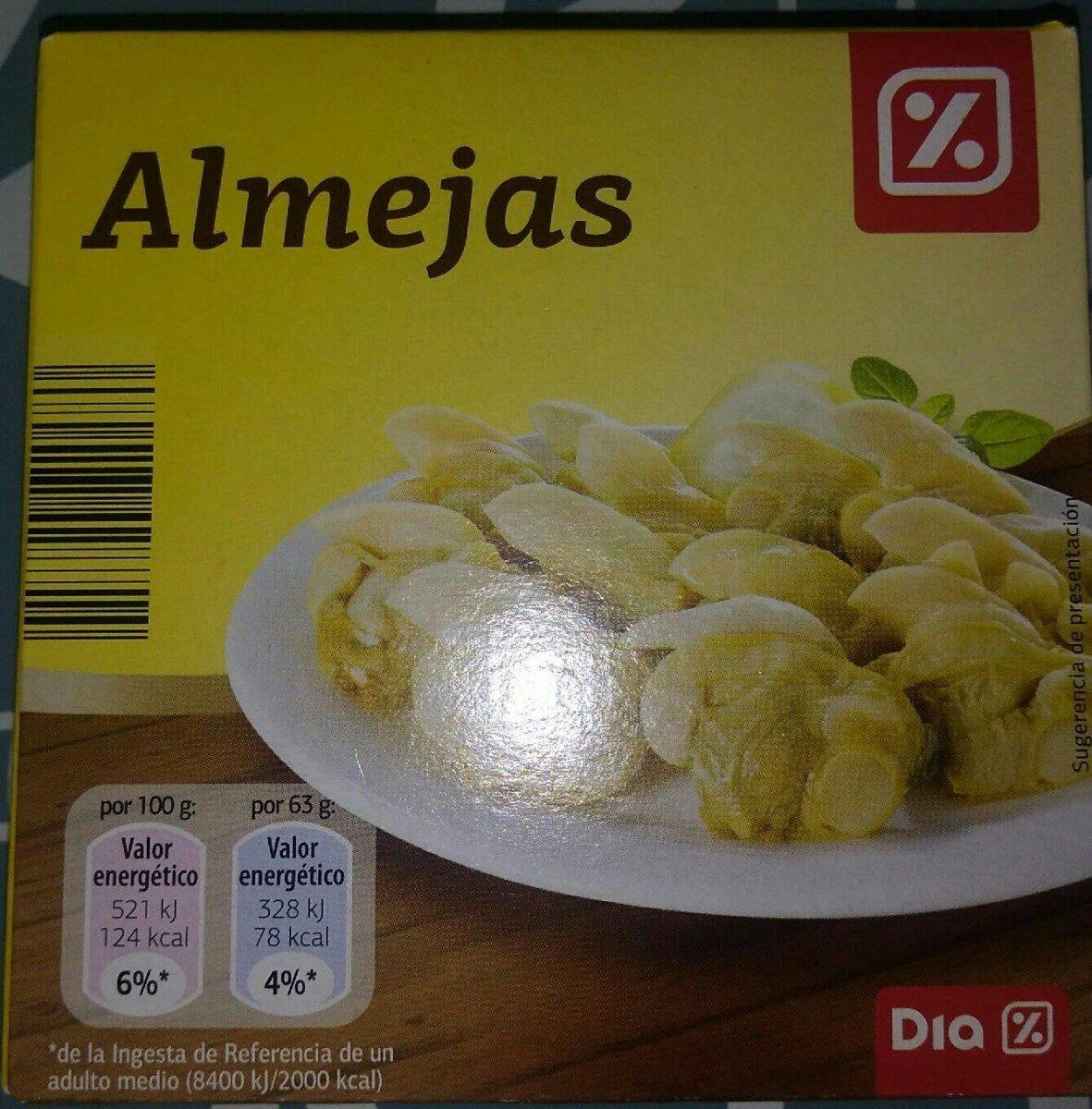 Almejas - Product