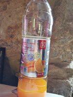 Bebida de zumo de frutas y zanahoria - Product - es
