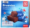 Brownies aux pépites de chocolat - Product