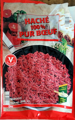 Haché 100% pur boeuf - Product