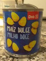 Maíz dulce - Produit - fr
