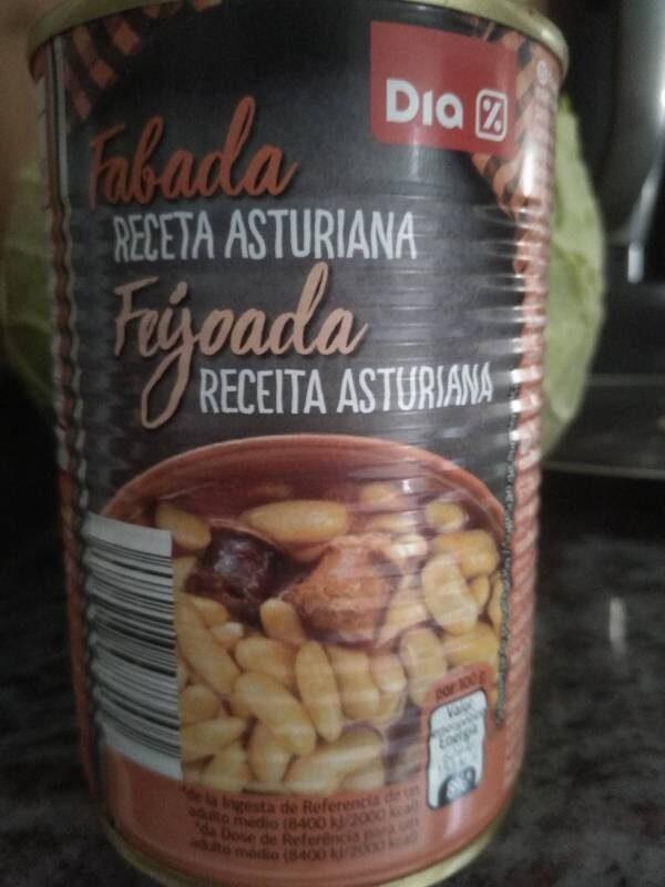 Fabada receta asturiana - Product