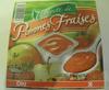 Compote de pommes fraises Dia - Produit