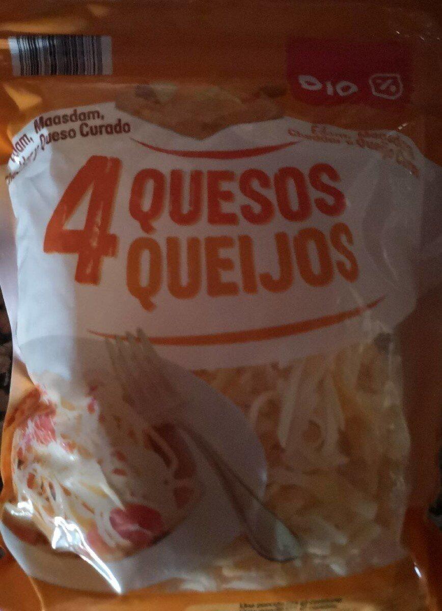 4 quesos - Prodotto - pt
