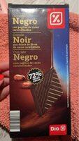Chocolate negro - Producte - fr