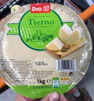 Queso tierno - Product