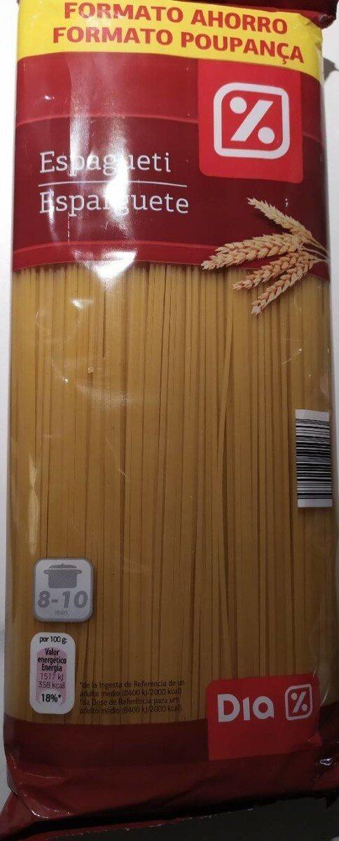 Espagueti - Producto - es