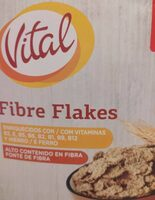 Cereales fibre flakes - Product - fr
