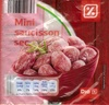 Mini saucisson sec - Product