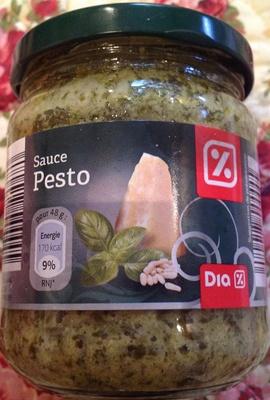 Sauce Pesto - Product - fr