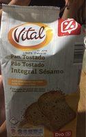 Pan tostado - Produit