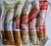 Saucisses fumées Cuites (x 5) - Product