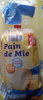 Pain de Mie (15 tranches) - Product