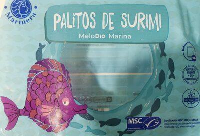 Palitos de surimi - Prodotto - fr