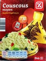 Couscous moyen - Product - fr