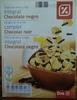 Pétales de riz et blé complet chocolat noir - Produit
