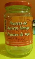 Pousses de Haricots Mungo Dia - Produit - fr