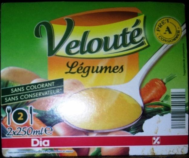 Velouté Légumes - Product