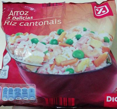 Arroz Tres Delicias Tradicional - Product