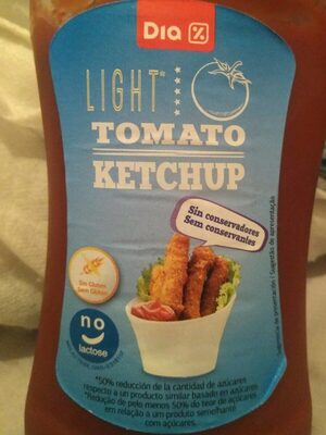 Ketchup light - Product