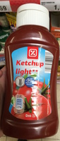 Light tomato ketchup - Produit