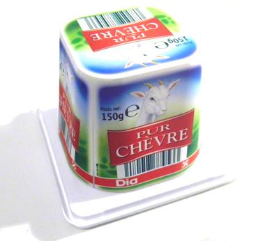 Pur Chèvre (13 % MG) - Produit