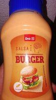 Salsa Burguer DIA% - Product - es