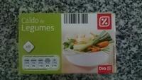 Caldo de legumes - Produto