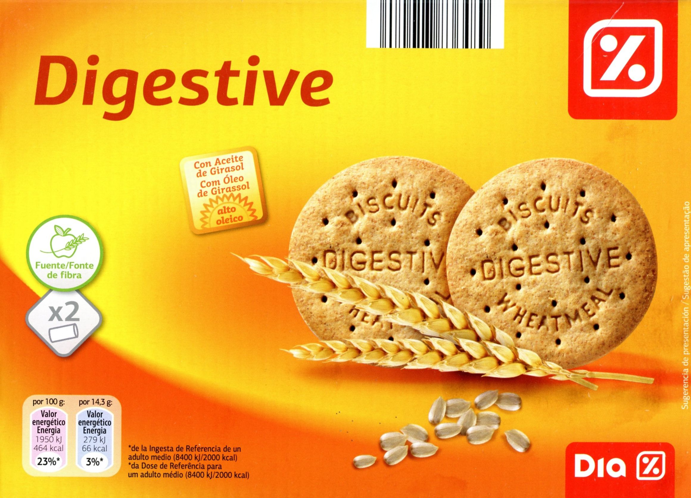Digestive - Producto