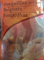 Rosquillas con azúcar - Product - fr