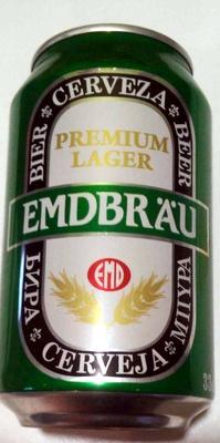 Emdbräu - Producto