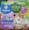 Yogur bífidus con trozos, fibra y muesli 0.4% - Producte