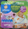 Yogur bífidus con trozos, fibra y muesli 0.4% - Product