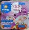 Yogur trozos fresa - Producte