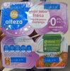 Yogur sabor fresa - Producto