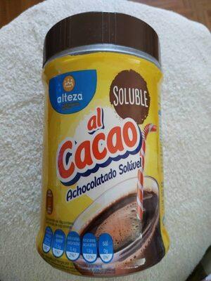 Cacao soluble - Produit - es