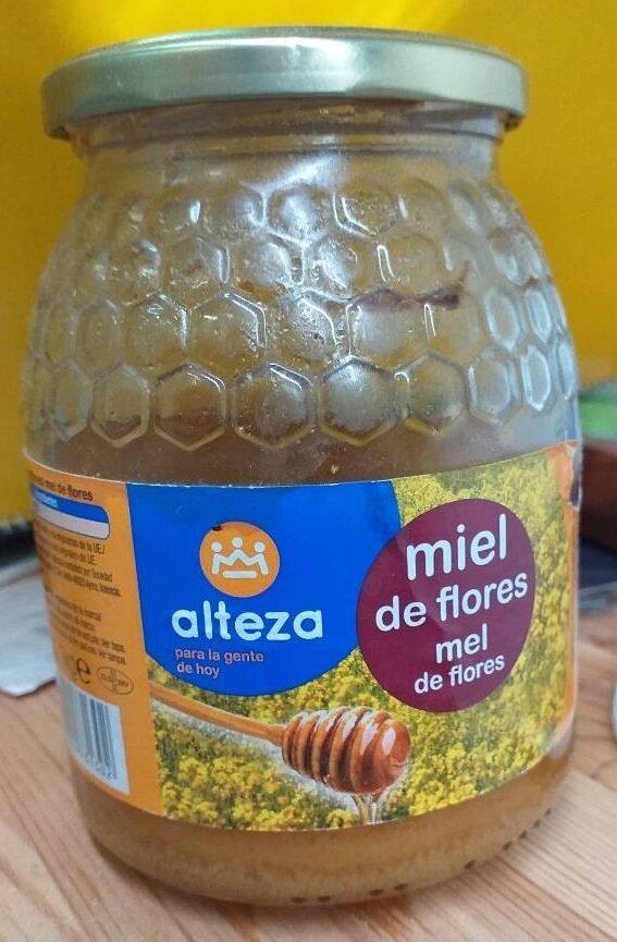 Miel de flores - Producto - es