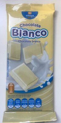 chocolate blanco - Produit - fr