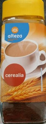 Cereales solubles - Product