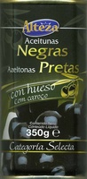 Aceitunas negras con hueso - Producte