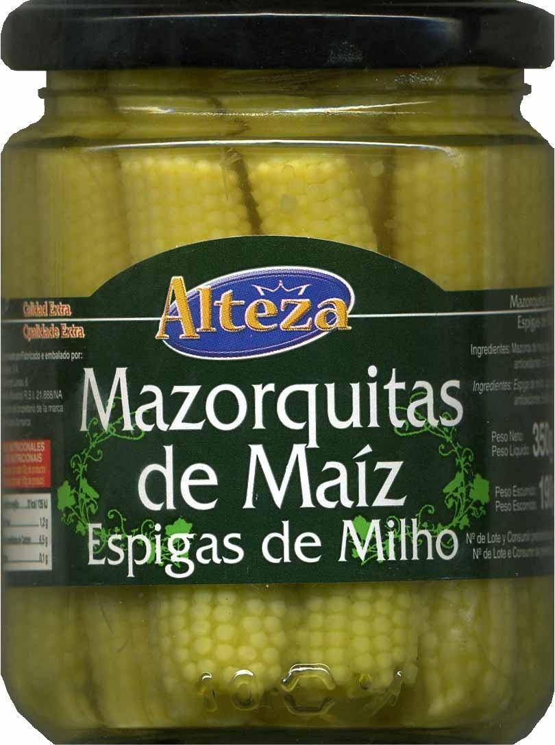 "Mazorquitas de maíz encurtidas ""Alteza"" - Product"