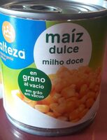 Maiz Dulce Alteza - Producto - es